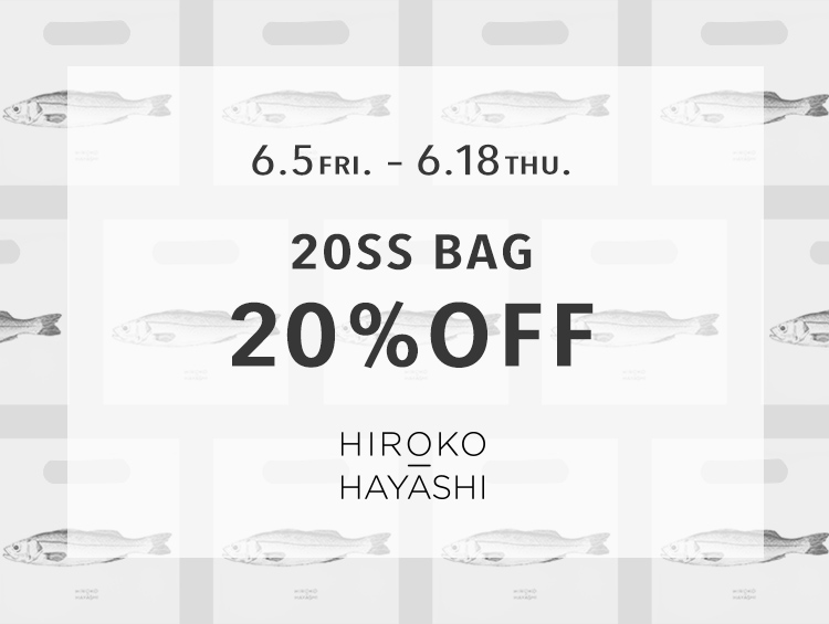20SS BAG 20%OFF&NOVELTY PRESENT!
