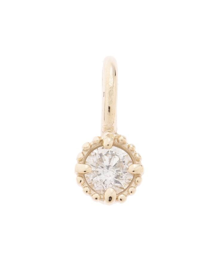 DRESSTERIOR(Ladies)(ドレステリア(レディース)) ◆【セミオーダーネックレス】天然石ペンダントトップ ダイヤモンド
