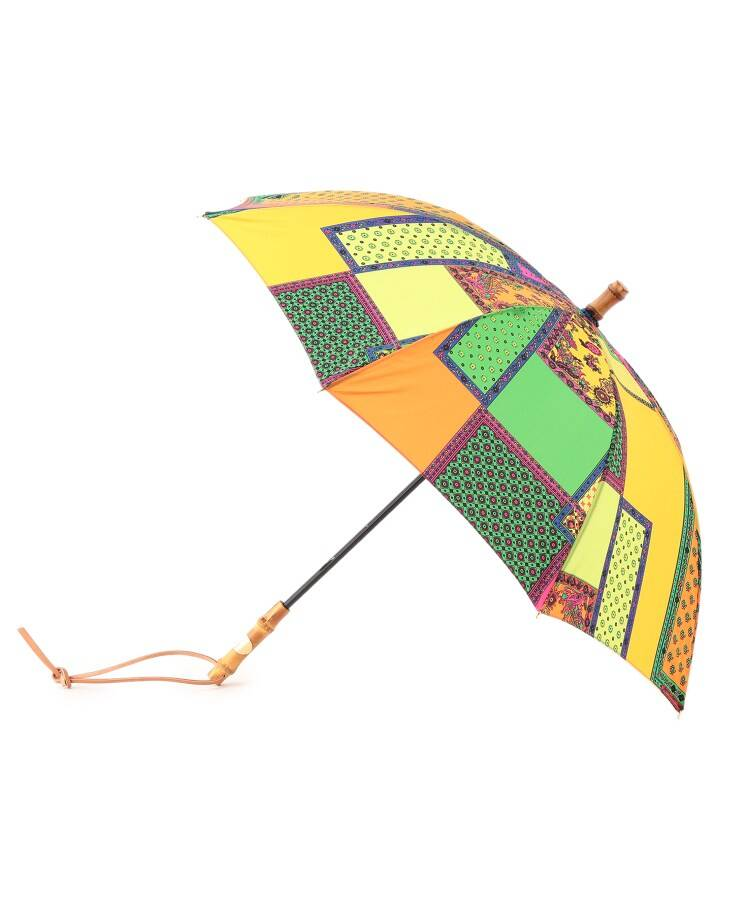 ドレステリア(レディース)(DRESSTERIOR(Ladies))のTraditional Weatherwear UMBRELLA BAMBOO グリーン(022)
