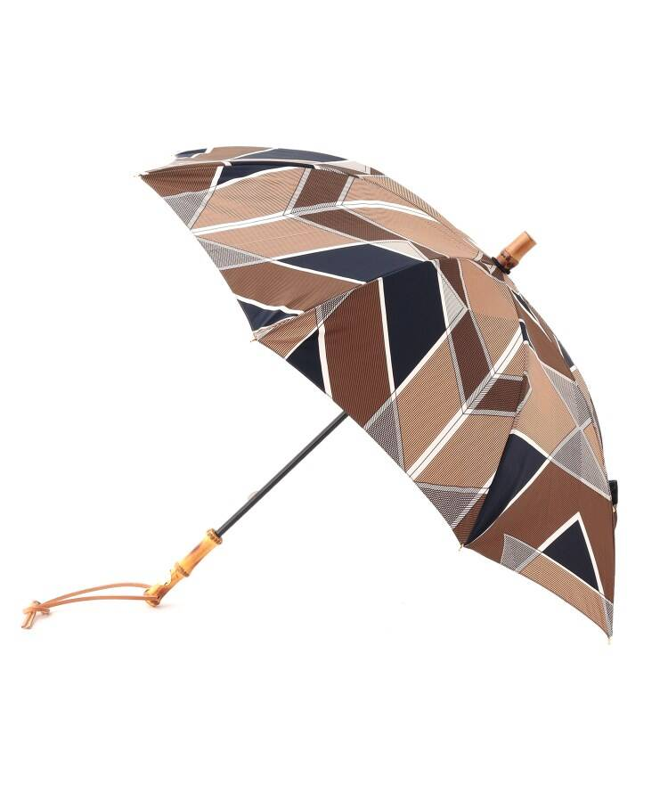 ドレステリア(レディース)(DRESSTERIOR(Ladies))のTraditional Weatherwear UMBRELLA BAMBOO ライトベージュ(051)