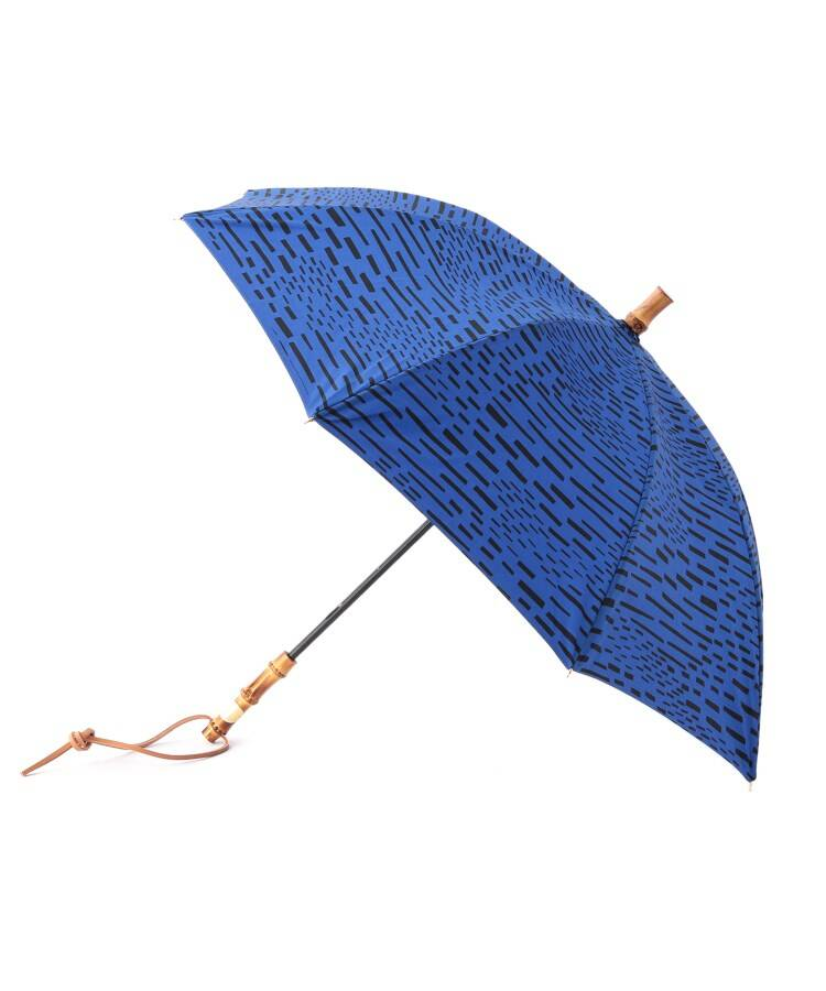 ドレステリア(レディース)(DRESSTERIOR(Ladies))のTraditional Weatherwear UMBRELLA BAMBOO ネイビー(093)