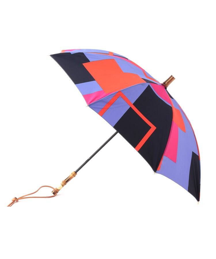 ドレステリア(レディース)(DRESSTERIOR(Ladies))のTraditional Weatherwear UMBRELLA BAMBOO ピンク(072)