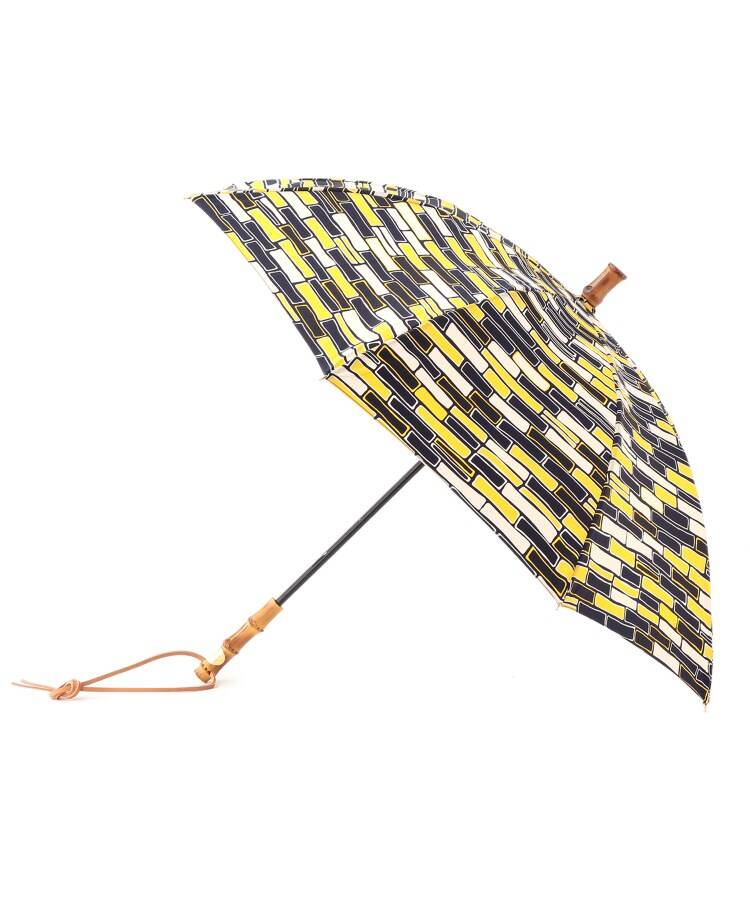 ドレステリア(レディース)(DRESSTERIOR(Ladies))のTraditional Weatherwear UMBRELLA BAMBOO イエロー(032)