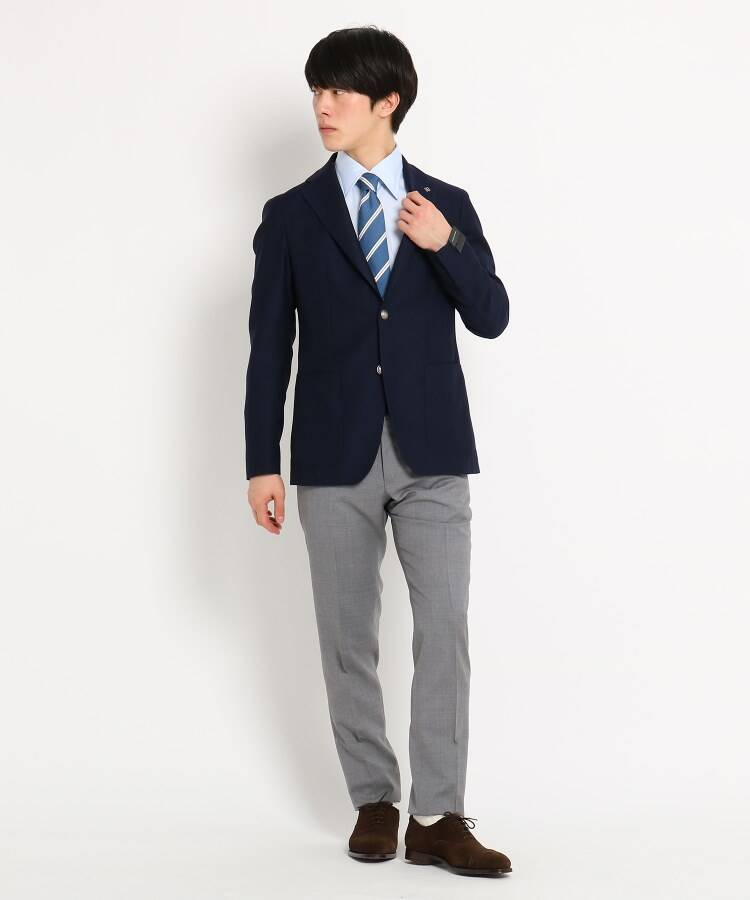 ドレステリア(メンズ)(DRESSTERIOR(Men))のINCOTEX(インコテックス)SLIM FIT NARROW LEG REGULAR RISE【30】9