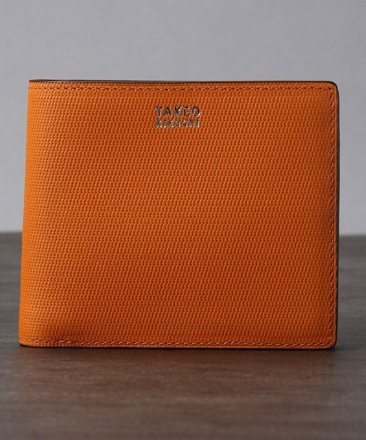ebea797e7bf9 タケオキクチ(TAKEO KIKUCHI)のミニメッシュ2つ折り財布 [ メンズ 財布 サイフ 定番