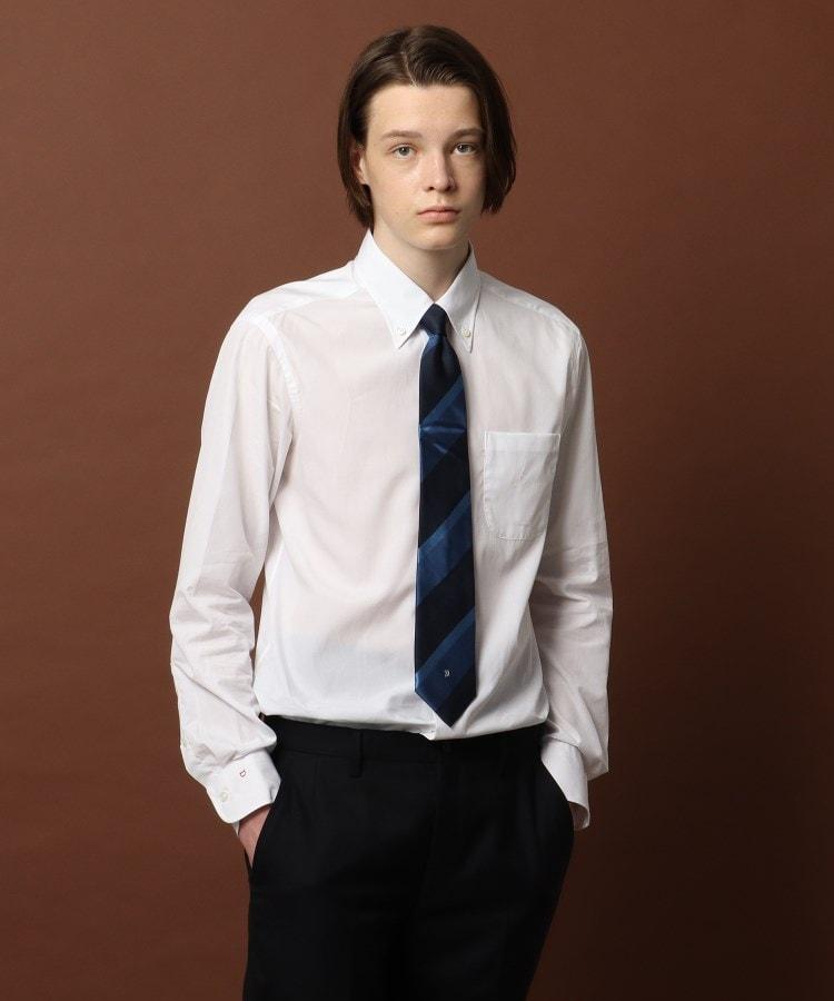 DRESSTERIOR(Men)(ドレステリア(メンズ)) ARCODIO コラボ 140/2 ブロードシャツ