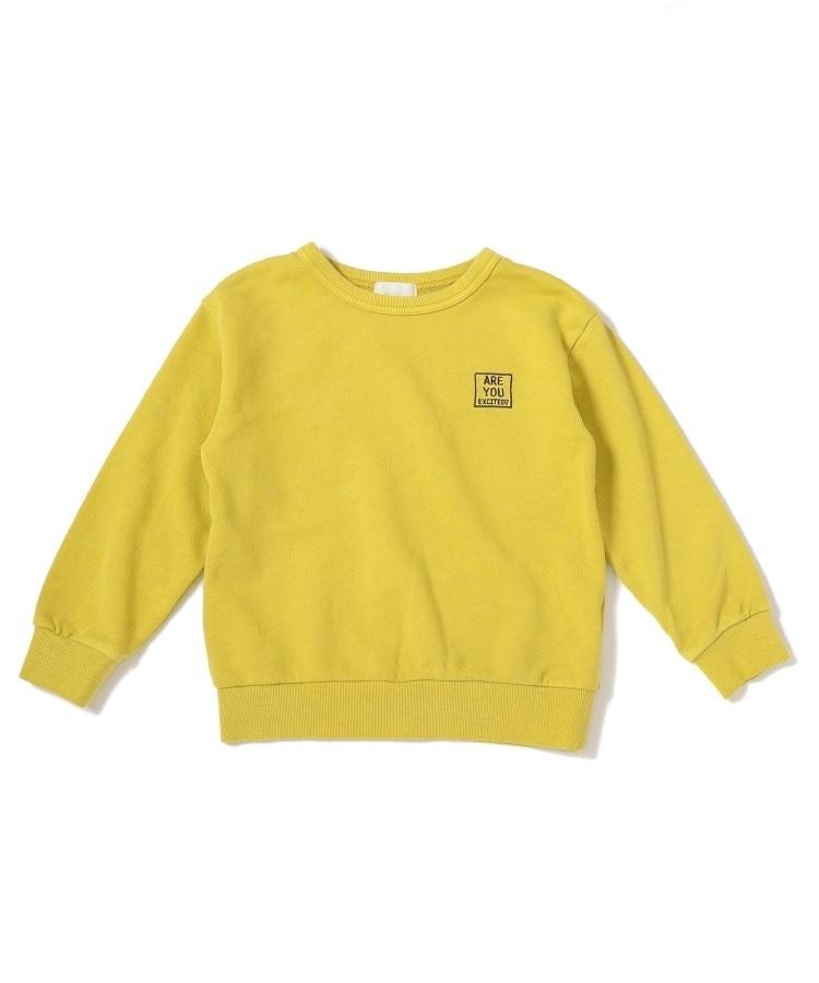 SHOO・LA・RUE/Kids(シューラルー /キッズ) 【100-150cm】製品洗いカラースウェットプルオーバー