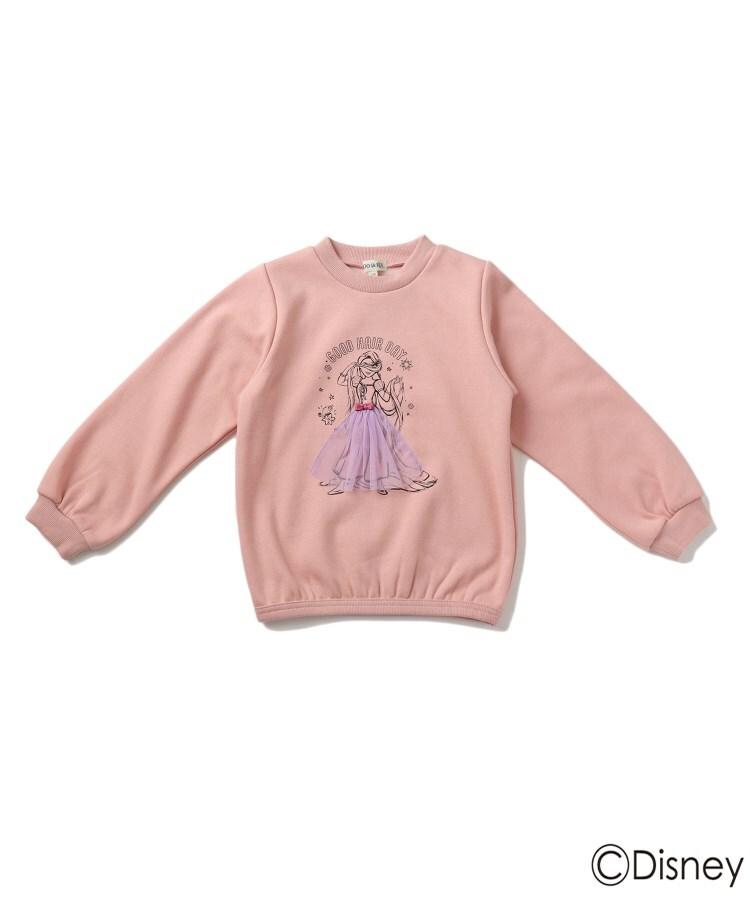 SHOO・LA・RUE/Kids(シューラルー /キッズ) 【Disney/ディズニー】プリンセスチュールプルオーバー