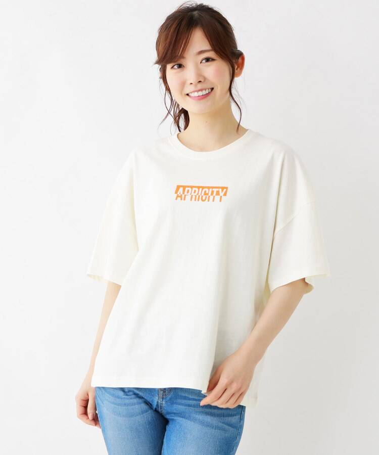 SHOO・LA・RUE/Kids(シューラルー /キッズ) 【KIDSリンク】ロゴアソート五分袖Tシャツ