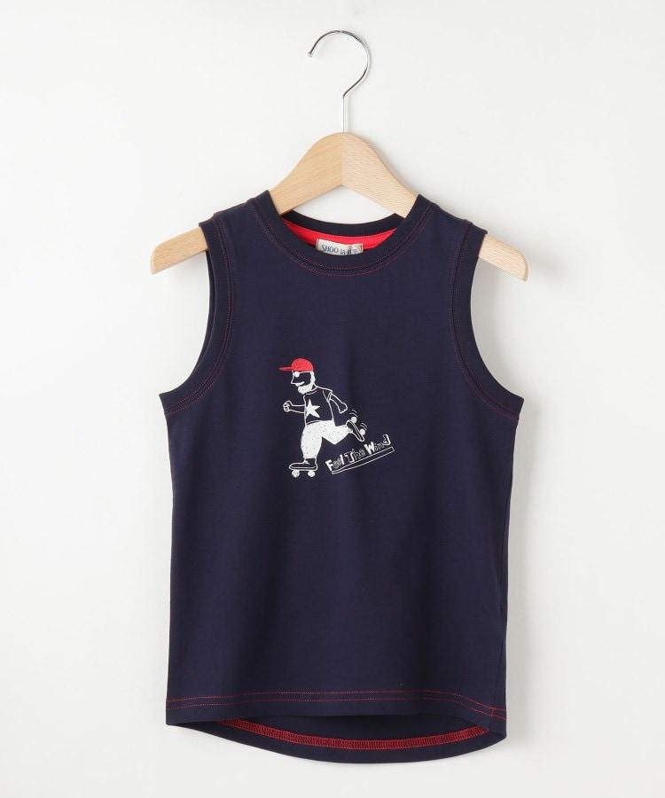 SHOO・LA・RUE/Kids(シューラルー /キッズ) 【90-130cm】スポーツおじさんタンクトップ