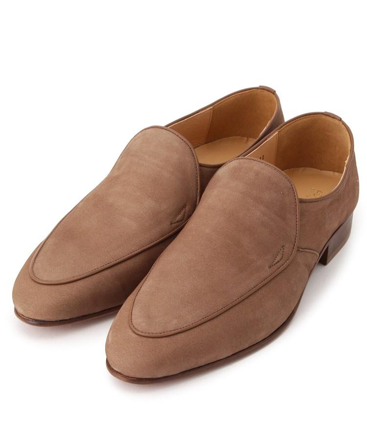 40CARATS&525(フォーティーカラッツアンドゴーニーゴ) ヌバックバンプシューズ[ メンズ シューズ 靴 ヌバック ]
