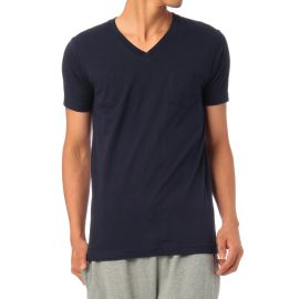ベースコントロール(BASE CONTROL)のinner light v neck pocket tee Tシャツ