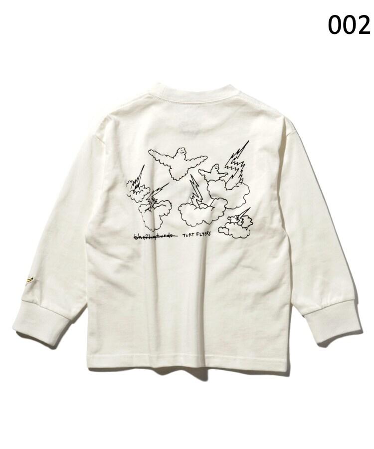 THE SHOP TK(Kids)(ザ ショップ ティーケー(キッズ)) 【WEB限定】【150・160cm】MarkGonzales/マークゴンザレス別注バックプリントロンTEE