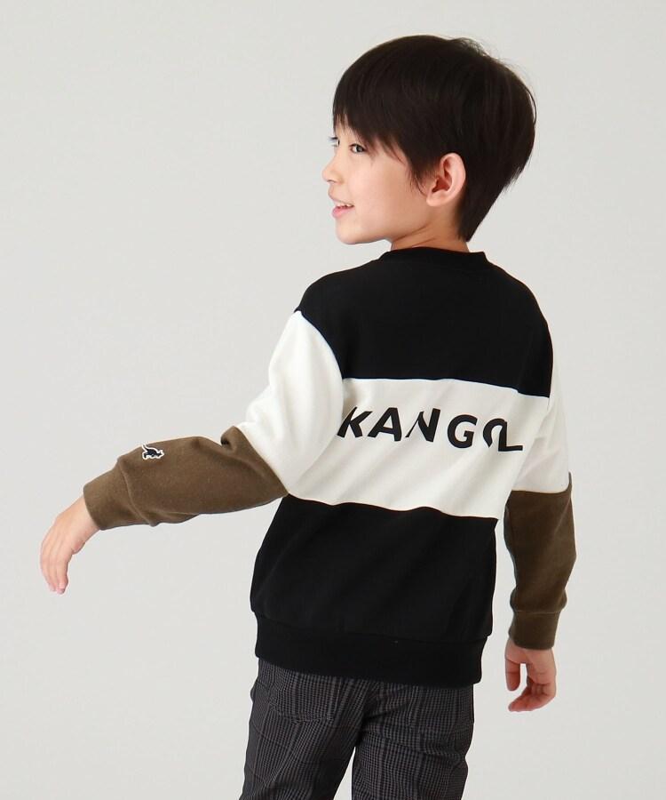 THE SHOP TK(Kids)(ザ ショップ ティーケー(キッズ)) 【WEB限定】【親子でおそろい】KANGOL/カンゴール別注クレイジーパターンスウェット/トレーナー
