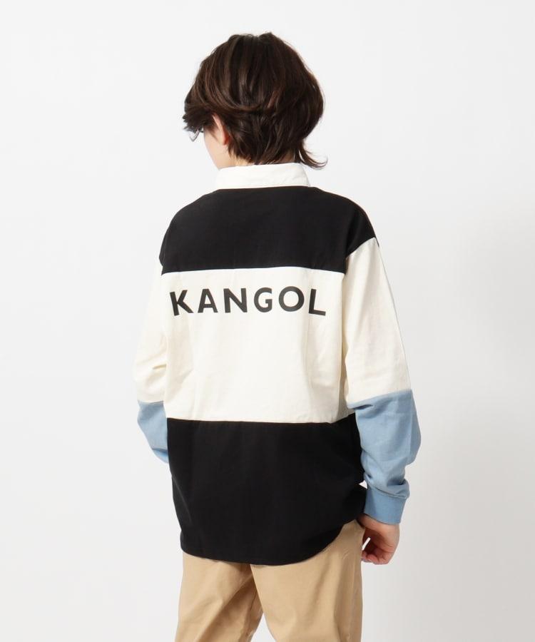 THE SHOP TK(Kids)(ザ ショップ ティーケー(キッズ)) 【WEB限定】【150・160cm】KANGOL/カンゴール別注クレイジーパターンラガーシャツ