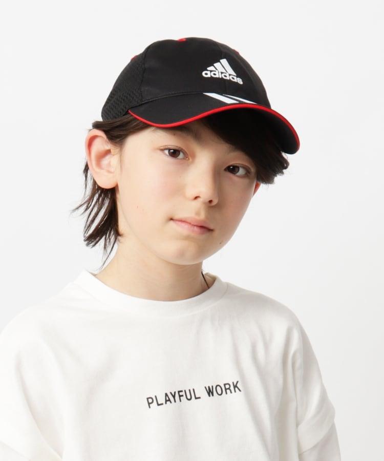 THE SHOP TK(Kids)(ザ ショップ ティーケー(キッズ)) 【WEB限定】adidas メッシュキャップ