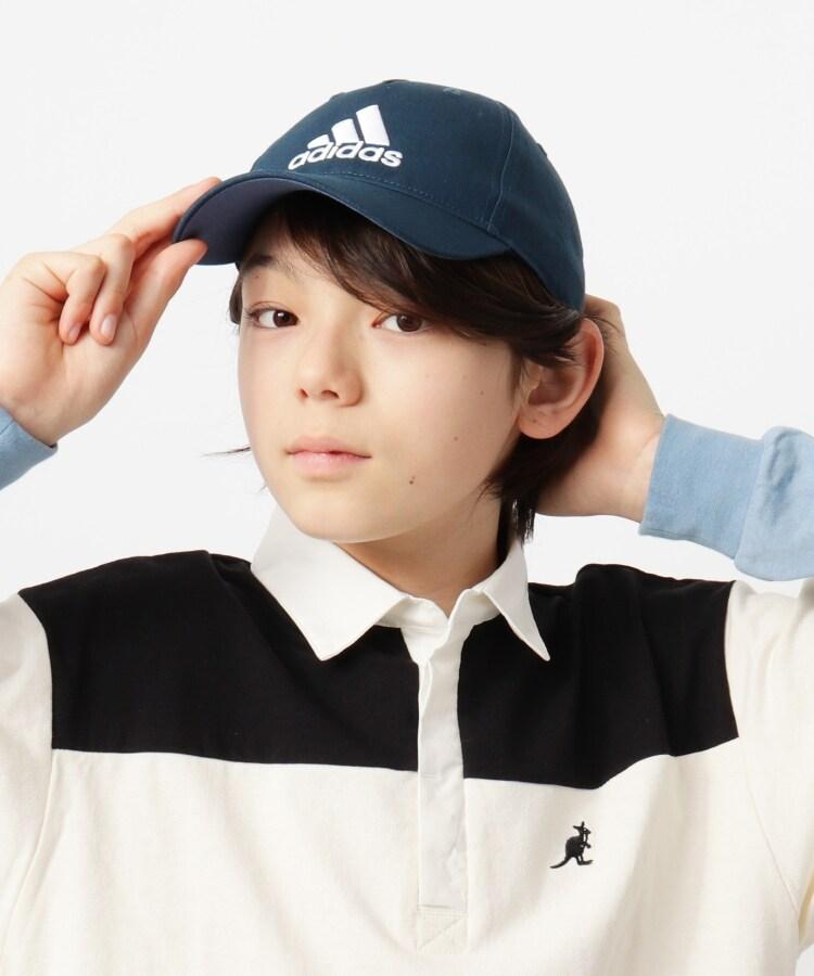 THE SHOP TK(Kids)(ザ ショップ ティーケー(キッズ)) 【WEB限定】adidas グラフィックキャップ
