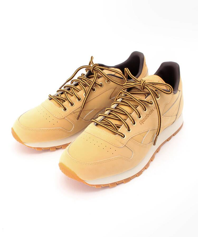 ベースコントロール(BASE CONTROL)のREEBOK CL LEATHER WP1