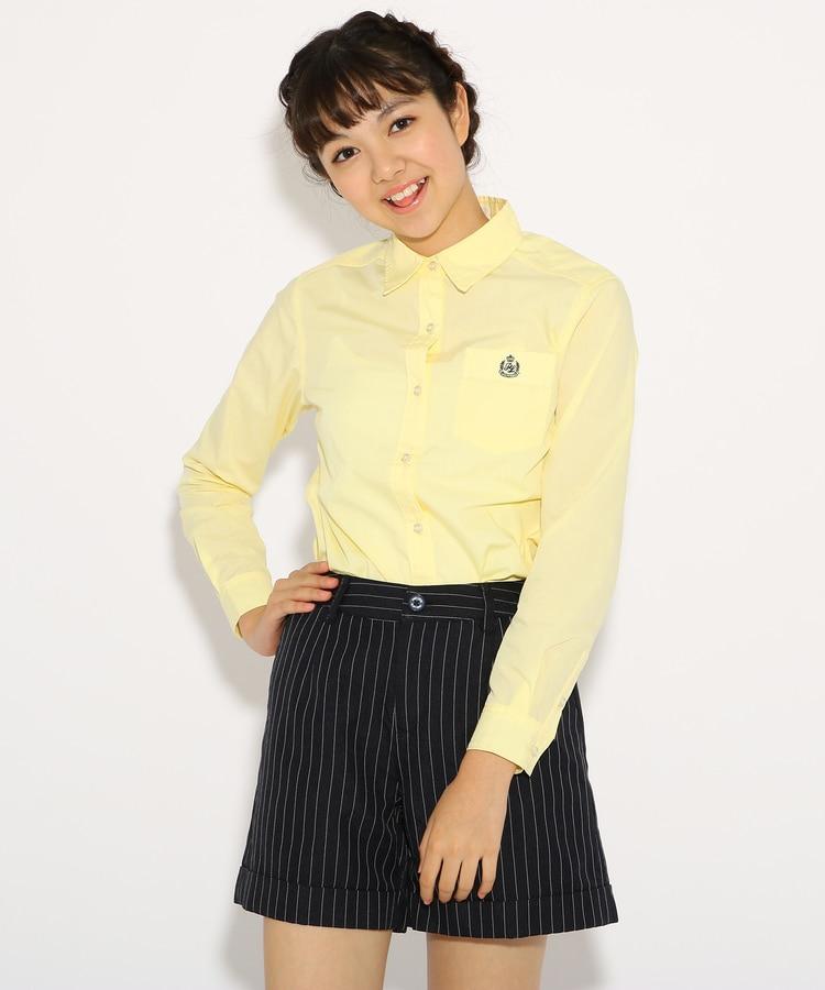 PINK-latte(ピンク ラテ) 【卒服】シンプル ブラウス
