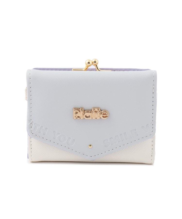 PINK-latte(ピンク ラテ) レターミニ財布