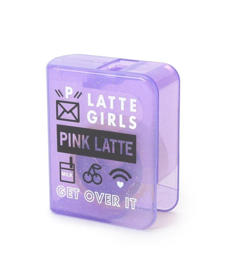 PINK-latte(ピンク ラテ) ロゴテープカッター