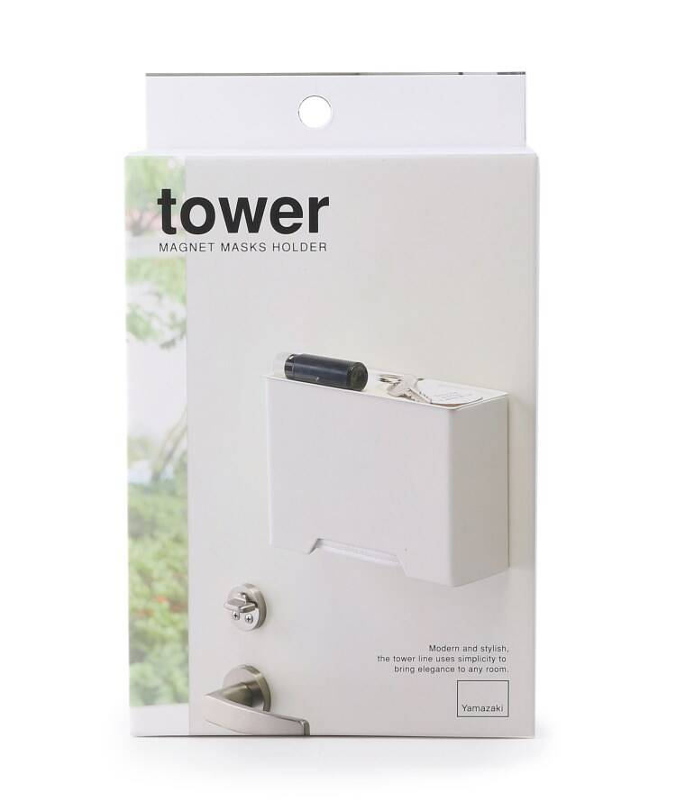 one'sterrace(ワンズテラス) tower タワー マグネット マスクホルダー