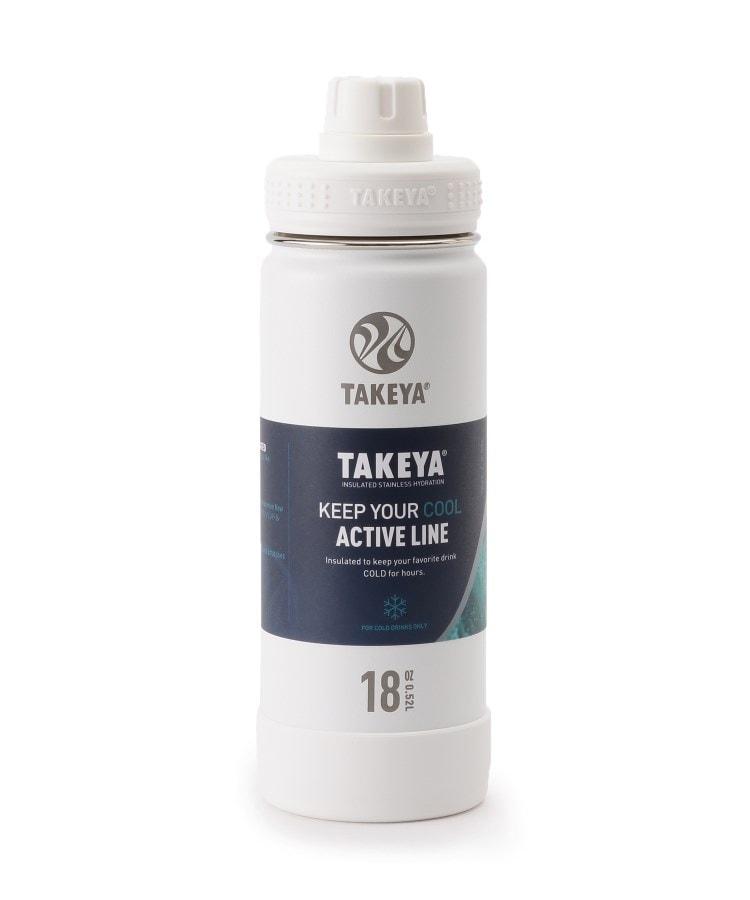 one'sterrace(ワンズテラス) ◆TAKEYA フラスク ACTIVE LINE ステンレスボトル