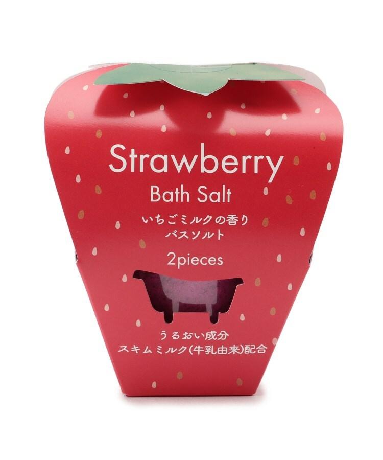 one'sterrace(ワンズテラス) ストロベリー ミルクの香りバスソルト2包入