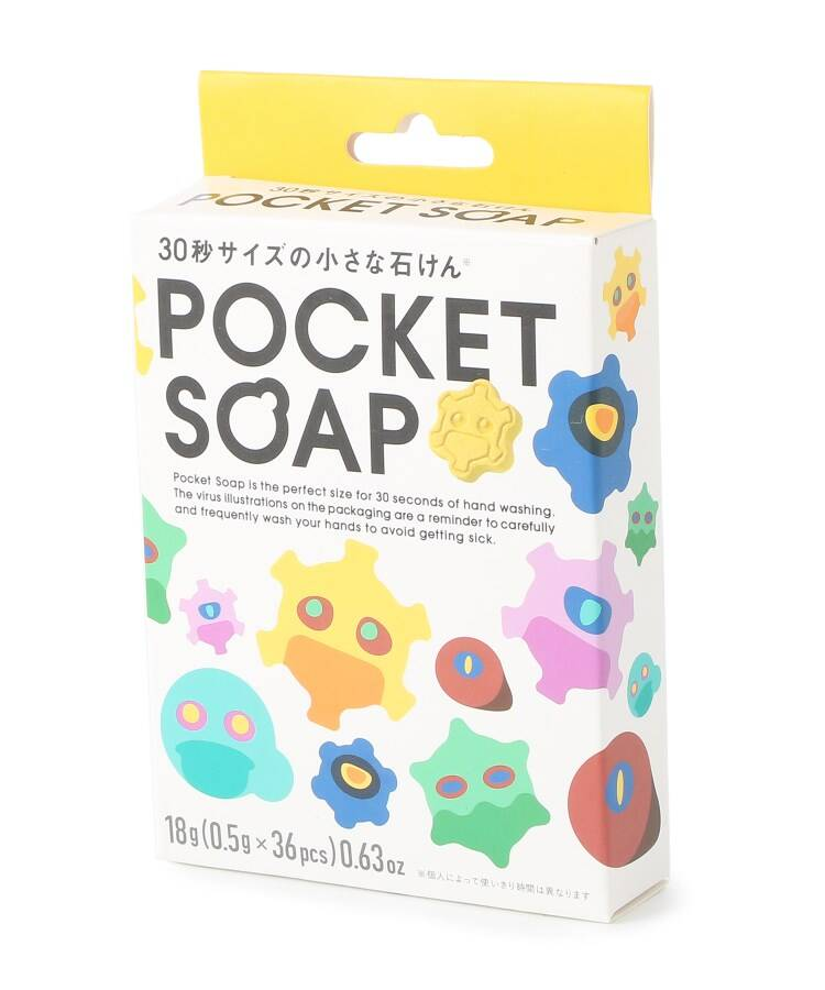 one'sterrace(ワンズテラス) POCKET SOAP
