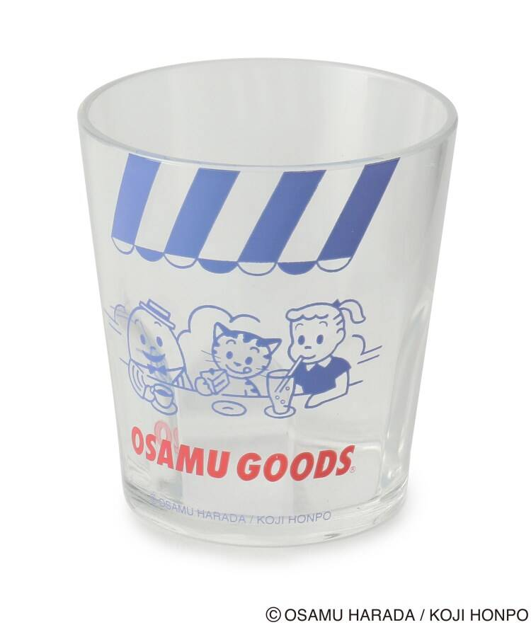 one'sterrace(ワンズテラス) OSAMU GOODS アクリルコップ ハンプティダンプティ