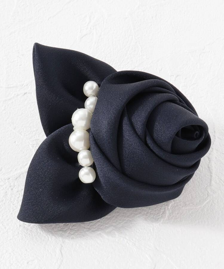 Couture Brooch(クチュールブローチ) ローズコサージュブローチ