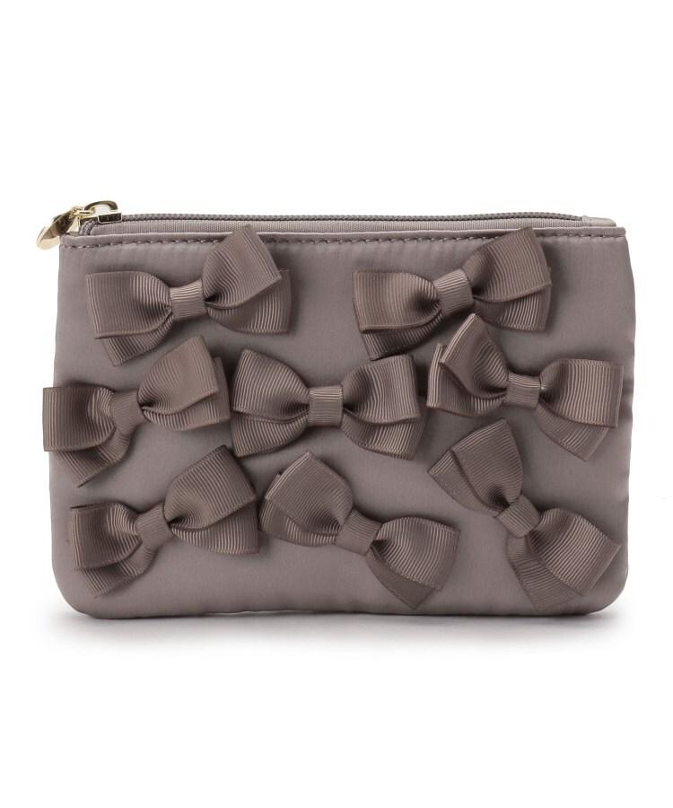 Couture Brooch(クチュールブローチ) 【メニーリボンシリーズ】メニーリボンミニポーチ