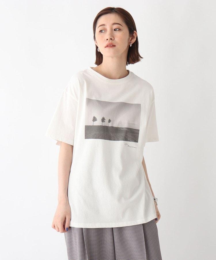 OPAQUE.CLIP(オペークドットクリップ) T.Sakai フォトTシャツ【UNISEX】