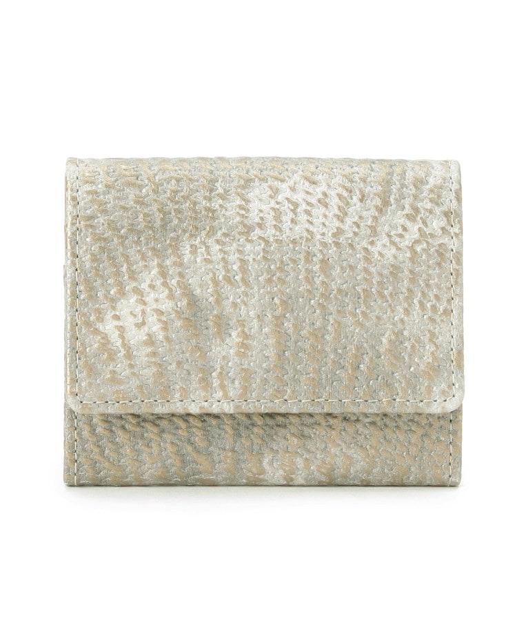 HIROKO HAYASHI(ヒロコ ハヤシ) DAMASCO(ダマスコ) 薄型ミニ財布