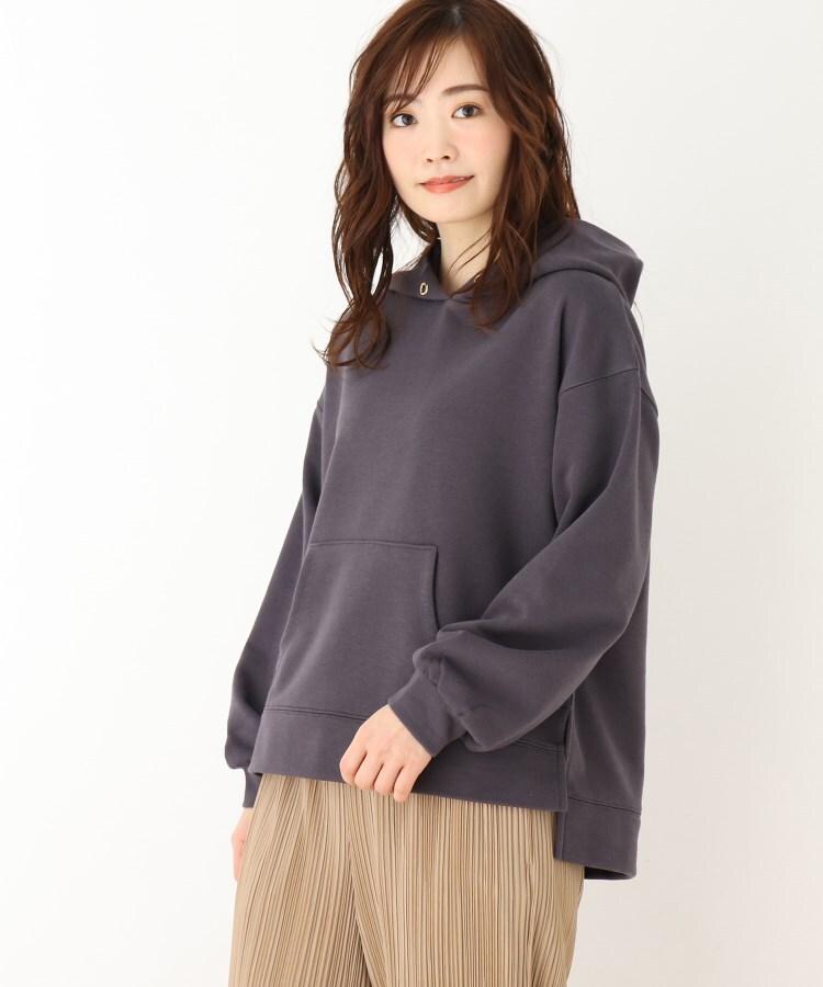 SHOO・LA・RUE/DRESKIP(シューラルー/ドレスキップ) エアリー裏毛プルパーカー