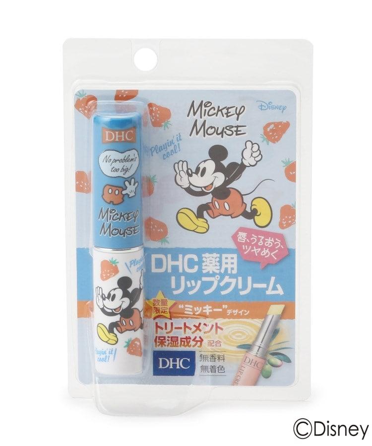 ITS' DEMO(イッツデモ) DHC薬用リップクリーム【ミッキー/ミニー】