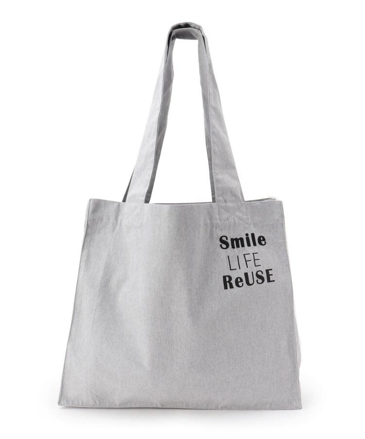 SHOO・LA・RUE(シューラルー) リサイクルビッグトートバッグ