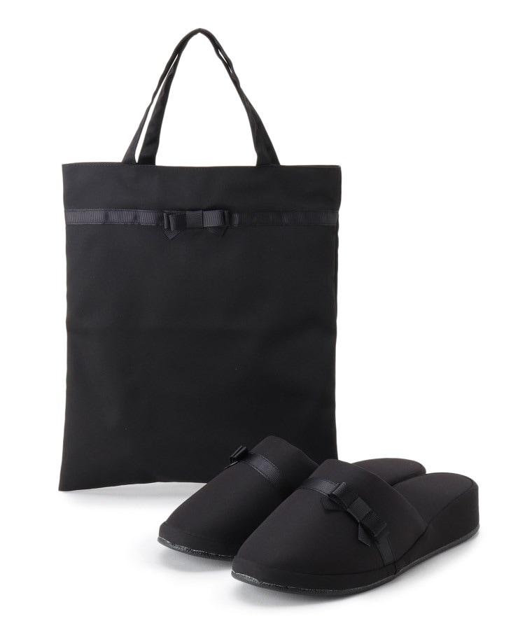 SHOO・LA・RUE(シューラルー) 携帯バッグ付スリッパ