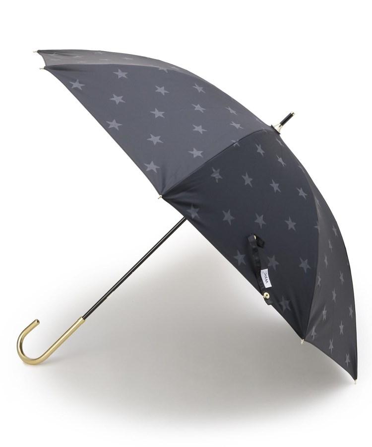 Dessin(Ladies)(デッサン(レディース)) Wpc. かすれスター柄晴雨兼用長傘