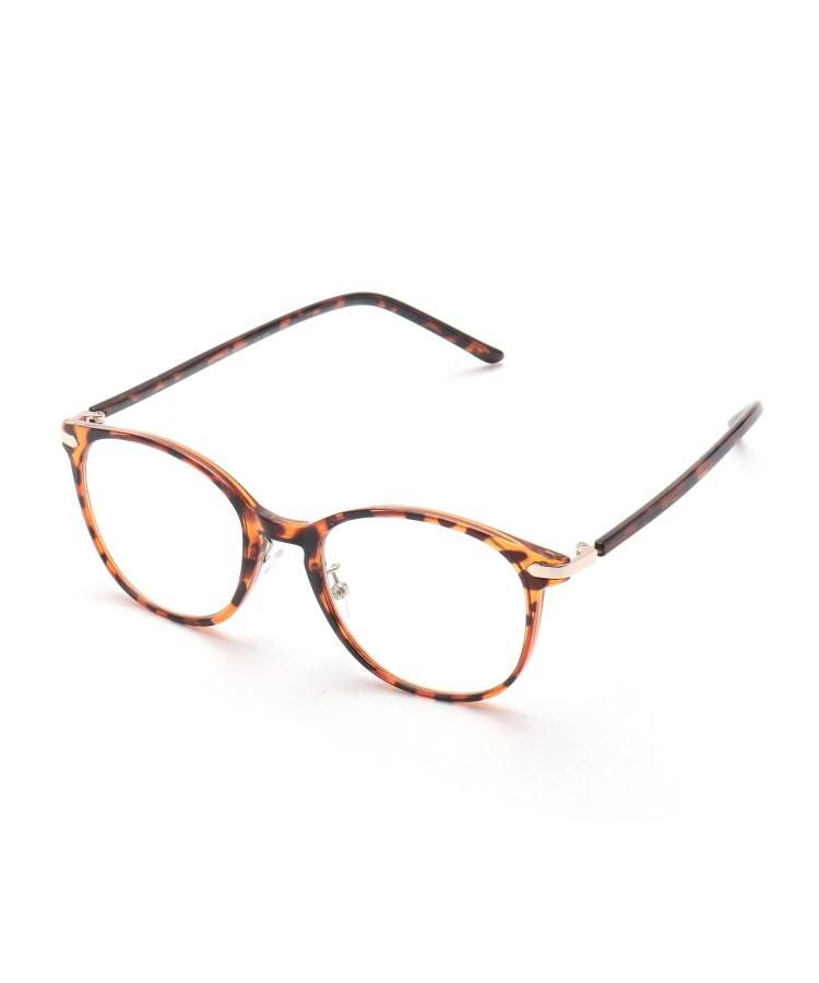 SHOO・LA・RUE/DRESKIP(シューラルー/ドレスキップ) 【WEB限定品番/ブルーライトカット】リーディンググラス(老眼鏡)ボストンフレーム