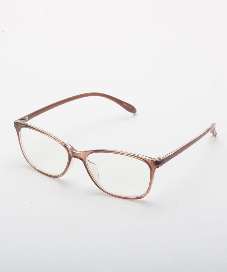 SHOO・LA・RUE/DRESKIP(シューラルー/ドレスキップ) 【WEB限定品番/ブルーライトカット】リーディンググラス(老眼鏡) スリムフレーム