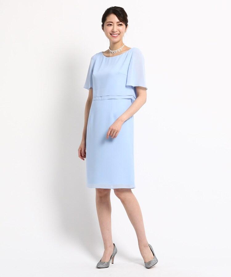 f46d33f7b5d12 ワールド フォーマル セレクション(WORLD FORMAL SELECTION)のEMOTIONAL DRESSES ツーピース風ワンピース1