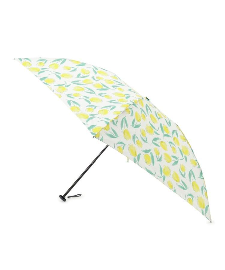 ITS' DEMO(イッツデモ) Wpc. AIR-LIGHTフラワー柄折り畳み傘