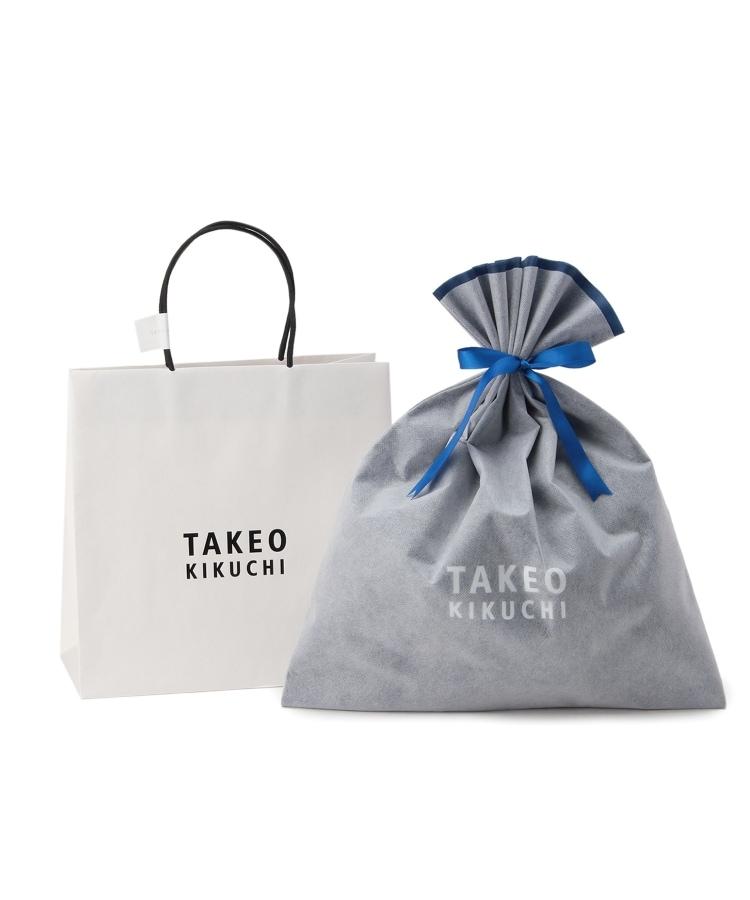 TAKEO KIKUCHI(タケオキクチ) ラッピングキット/不織布S