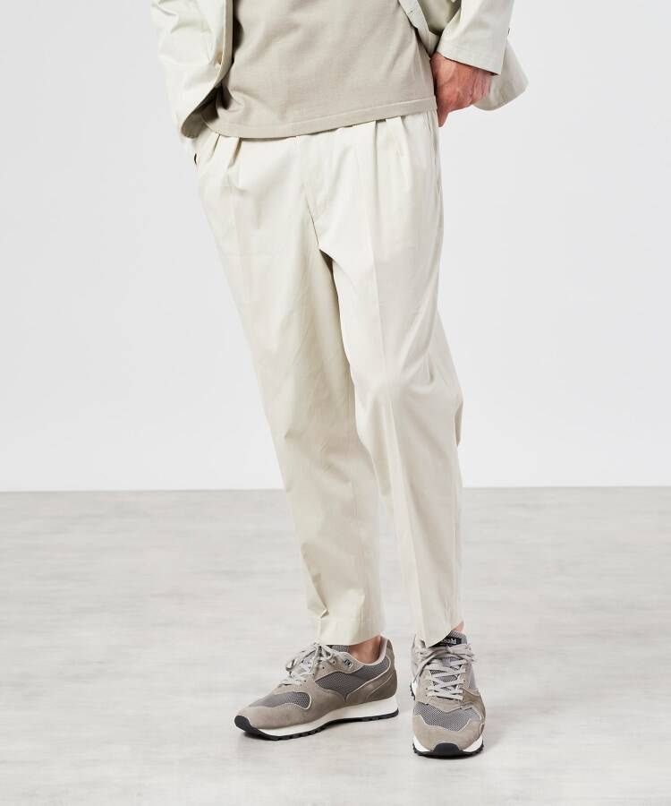 UNBUILT TAKEO KIKUCHI(アンビルト タケオキクチ) COOLMAX pique stretch (クールマックスピケストレッチ) パンツ