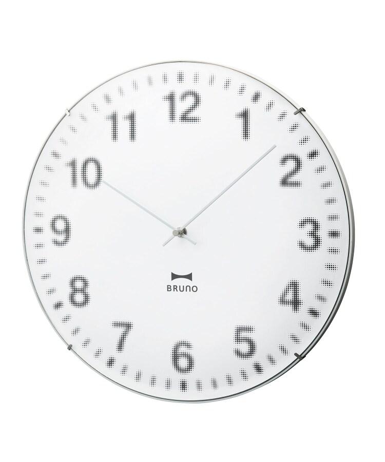 TIMELESS COMFORT(タイムレスコンフォート) 【WEB限定セール】ドットグラデーションウォールクロック