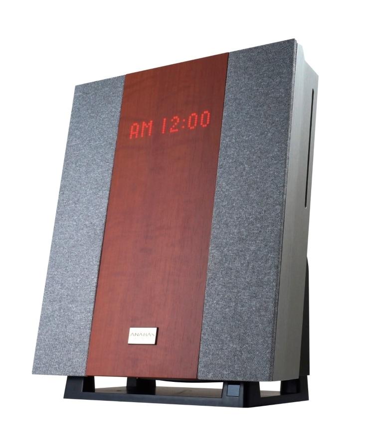 TIMELESS COMFORT(タイムレスコンフォート) ◆ANABAS (アナバス) CDクロックラジオシステムAA002
