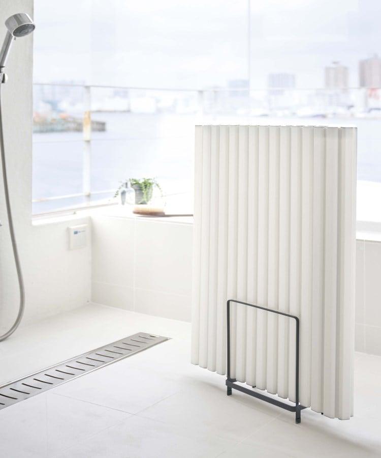 TIMELESS COMFORT(タイムレスコンフォート) tower (タワー) 乾きやすい風呂蓋スタンド