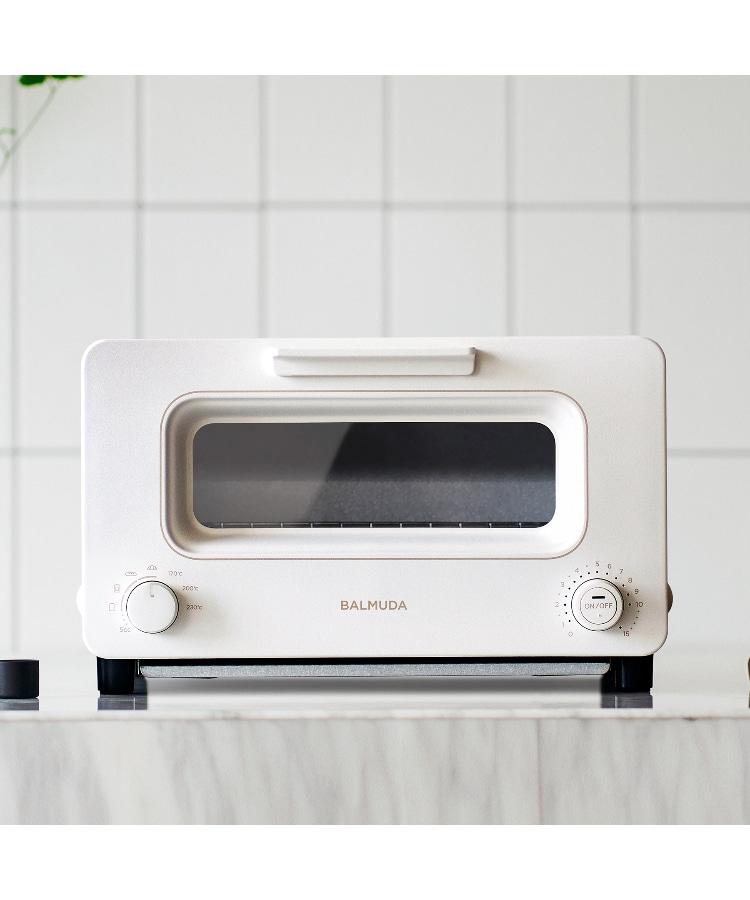 212 KITCHEN STORE(トゥーワントゥーキッチンストア) ◆BALMUDA (バルミューダー) The Toaster WH K05A