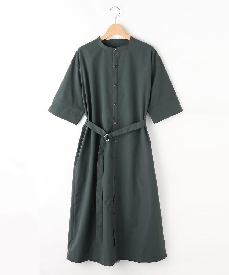 OFF PRICE STORE(Women)(オフプライスストア(ウィメン)) arm in arm 前開きシャツワンピース